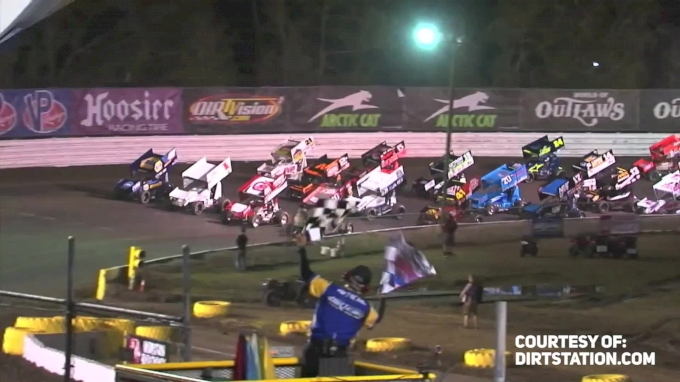 2018 All Star Volusia Night #1 Feature