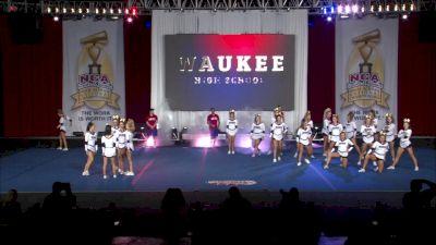 Waukee High School [2019 Large Advanced High School Finals] NCA Senior & Junior High School National Championship