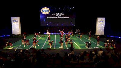 Teurlings Catholic High School [2020 Super Non Tumbling Game Day Semis] 2020 UCA National High School Cheerleading Championship