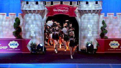 Bullitt Central High School [2020 Medium Varsity Division II Finals] 2020 UCA National High School Cheerleading Championship