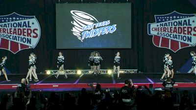 East Texas Twisters Gymnastics Blackout [2020 L2 Small Youth Day 1] 2020 NCA All-Star Nationals
