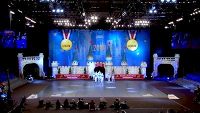 Academy of the Holy Angels [2020 Small Hip Hop Finals] 2020 UDA National Dance Team Championship