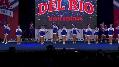 Del Rio High School [2020 Novice Junior Varsity/Freshman Finals] 2020 NCA High School Nationals