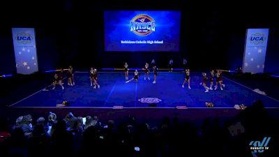 Bethlehem Catholic High School [2019 Medium Varsity Division II Prelims] 2019 UCA National High School Cheerleading Championship