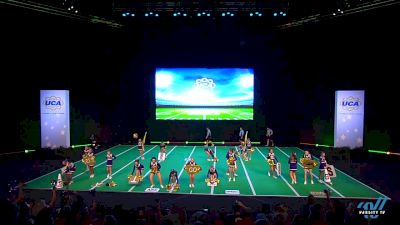 Spring Station Middle School [2019 Game Day - Junior High Finals] 2019 UCA National High School Cheerleading Championship