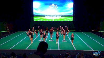 Indian Hill High School [2019 Game Day - Varsity Non Building Semis] 2019 UCA National High School Cheerleading Championship