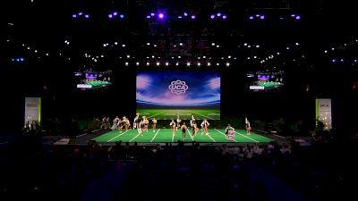 University of California-Berkeley [2019 All Girl Division IA Game Day Finals] UCA & UDA College Cheerleading and Dance Team National Championship