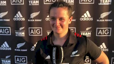Black Ferns Forne Burkin And Glenn Moore