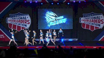 East Texas Twisters Gymnastics Perfect Storm [2020 L3 Small Senior Coed D2 Day 1] 2020 NCA All-Star Nationals