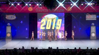 A Look Back At The Dance Worlds 2019 - Senior Small Contemporary/Lyrical Medalists