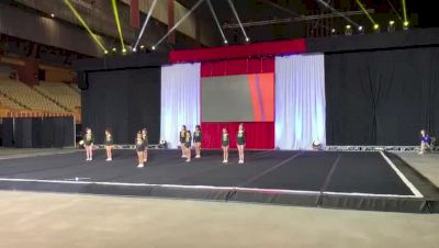 Pyramid Athletics - Youth Goddess [Level 1.1 Youth PREP D2] 2020 The U.S. Finals Virtual Championship