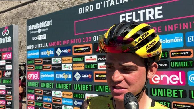 Giro: Kuss Expending Everything