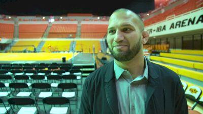 Zack Esposito On The OSU-Iowa Rivalry