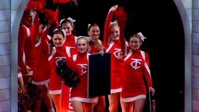 Teurlings Catholic High School [2020 Super Varsity Division II Semis] 2020 UCA National High School Cheerleading Championship
