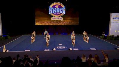 Prior Lake High School [2020 Medium Varsity Non Tumbling Semis] 2020 UCA National High School Cheerleading Championship