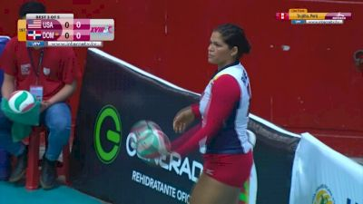 NORCECA Highlight: United States vs Dominican Republic
