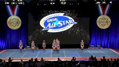 Rockstar Cheer New Jersey - The Four Seasons [2020 L4 Senior Coed - Small] 2020 UCA International All Star Championship