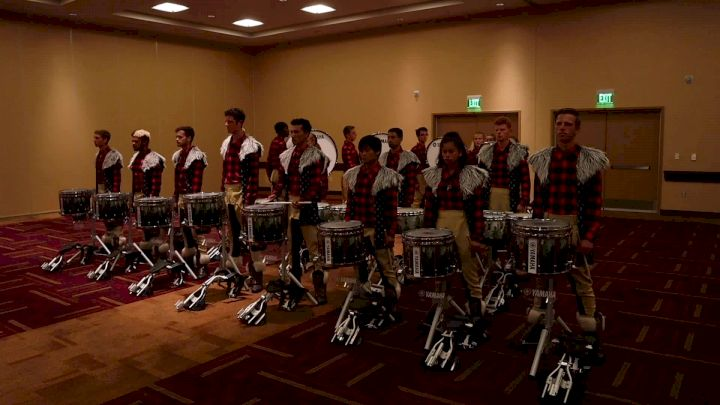In The Lot: Blue Stars at DCI Prelims
