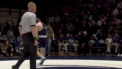 184 Taylor Venz, Nebraska vs Mason Manville, PSU