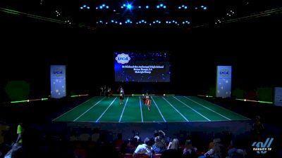 St Michael the Archangel High School [2019 Game Day - Medium Varsity Prelims] 2019 UCA National High School Cheerleading Championship