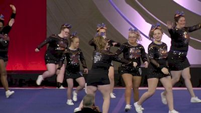 Maryland Twisters - Eye of the Storm [2019 CheerAbilities] 2019 The Cheerleading Worlds