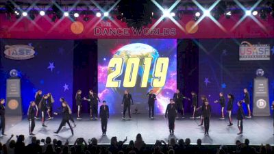 Dollhouse Dance Factory - Hustle [2019 Senior Large Hip Hop Finals] 2019 The Dance Worlds