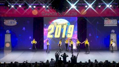 Legendary Athletics - Senior Elite [2019 Small Senior Hip Hop Finals] 2019 The Dance Worlds