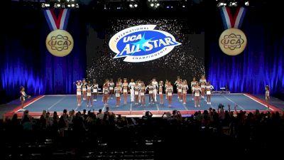 Cheer Extreme - Kernersville - C4 [2020 L4 Senior Coed - Medium] 2020 UCA International All Star Championship