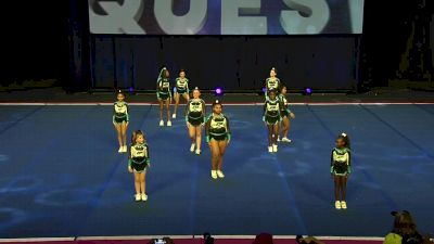 Cheer Force Athletics - In10sity [2020 L1 Performance Rec - Non-Affiliated (12Y - Small)] 2020 The Quest