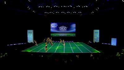 Opp High School [2020 Medium Non Tumbling Game Day Semis] 2020 UCA National High School Cheerleading Championship