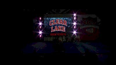 Clear Lake High School [2020 Intermediate Small Varsity Semis] 2020 NCA High School Nationals