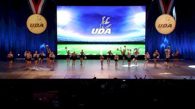 West Potomac High School [2020 Large Game Day Semis] 2020 UDA National Dance Team Championship