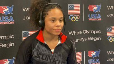 Maya Nelson: 2021 U.S. National Champion (WFS 59 kg)