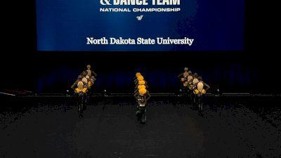 North Dakota State University [2021 Division I Pom Finals] 2021 UCA & UDA College Cheerleading & Dance Team National Championship