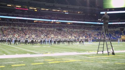 Highlight: Blue Knights Warm-Up In Front Saturday Night Crowd