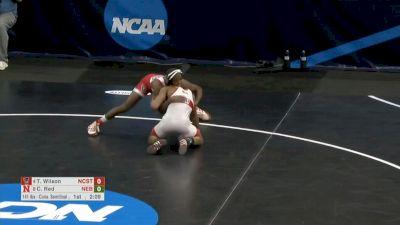 141 Consi-Semi, Tariq Wilson, NCST vs Chad Red, Nebraska
