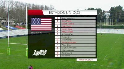 Replay - USA vs France (W)
