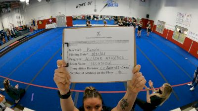 Allstar Athletics - Illusion [L2 Junior - D2 - Small] 2021 The Regional Summit Virtual Championships