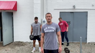 Coach Myers Wrestling S&C: Weight Hold Challenge