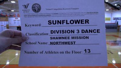 Shawnee Mission Northwest High School [Division III Dance] 2020 KSHSAA Game Day Spirit Virtual Showcase