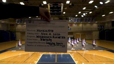 Washburn Rural High School [Game Day - Varsity Non Building] 2020 NCA November Virtual Championship