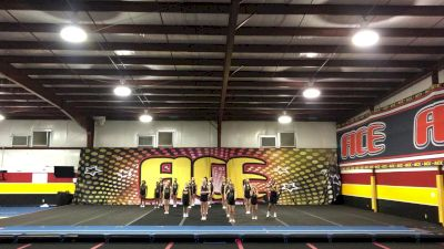 ACE Cheer Company Huntsville - Cheyennes [L3 Junior - Small] Varsity All Star Virtual Competition Series: Event V