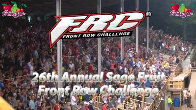 $21,000 To Win Sage Fruit Front Row Challenge