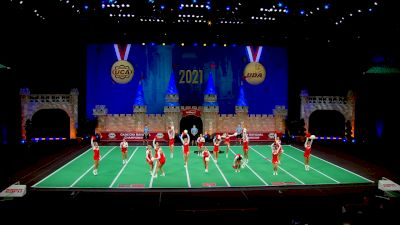 Southeastern University [2021 Open All Girl Game Day Finals] 2021 UCA & UDA College Cheerleading & Dance Team National Championship