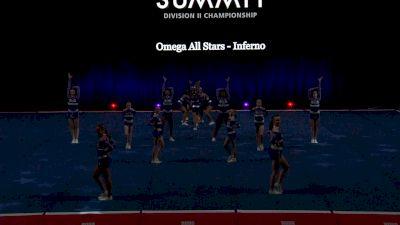 Omega All Stars - Inferno [2021 L4 Junior - Small Wild Card] 2021 The D2 Summit
