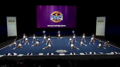 Bartram Trail High School [2021 Large Junior Varsity Finals] 2021 UCA National High School Cheerleading Championship