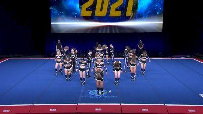 Rockstar Cheer Pittsburgh - Legends [2021 L6 International Open Coed Non Tumbling Finals] 2021 The Cheerleading Worlds