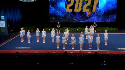 Fire & Ice Allstars - Lady Ice [2021 L6 Senior Open Finals] 2021 The Cheerleading Worlds