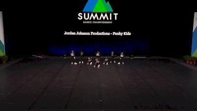 Jordan Johnson Productions - Funky Kids [2021 Mini Coed Hip Hop Finals] 2021 The Dance Summit