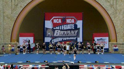 Bryant University [2021 Game Day Division I Finals] 2021 NCA & NDA Collegiate Cheer & Dance Championship